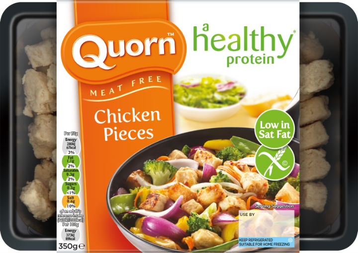 Quorn Foods 5 Tracing Green Dec2015